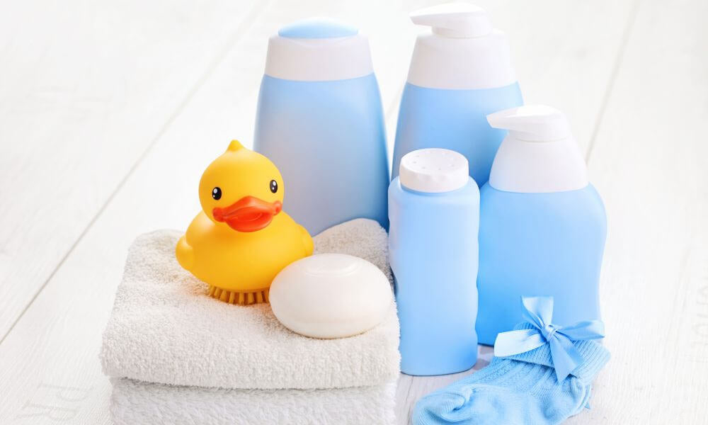 Hidden Dangers in Infant bathing and Skin care That Cause Damaged Skin