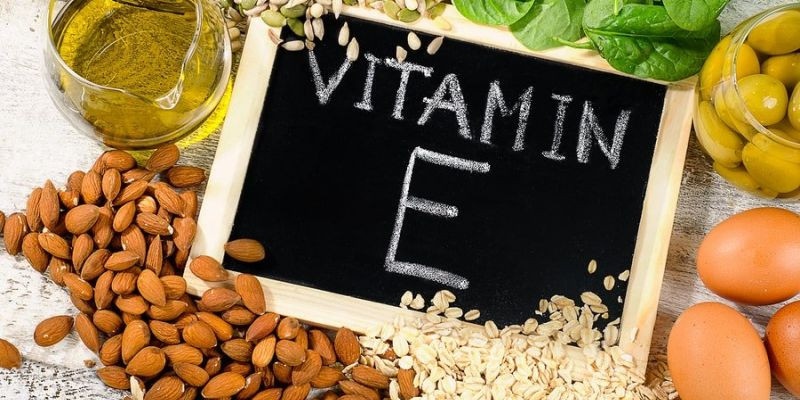 forms of vitamin e