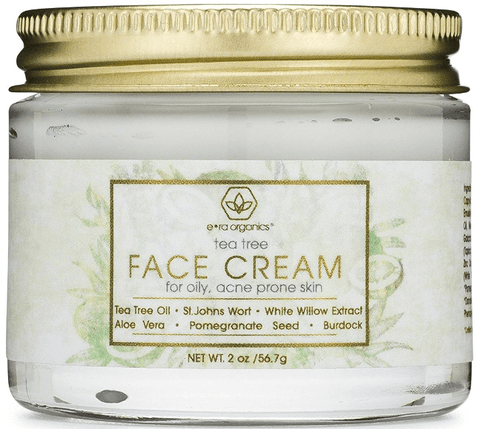 natural tea tree cream