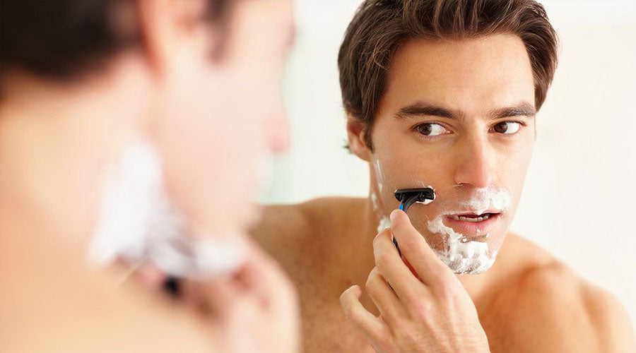 switch from shave gel to shave soap