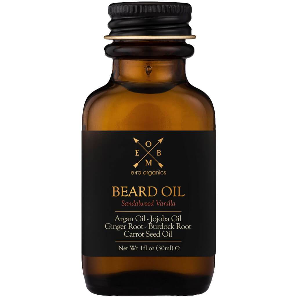 Organic Beard Oil and Conditioner for Men