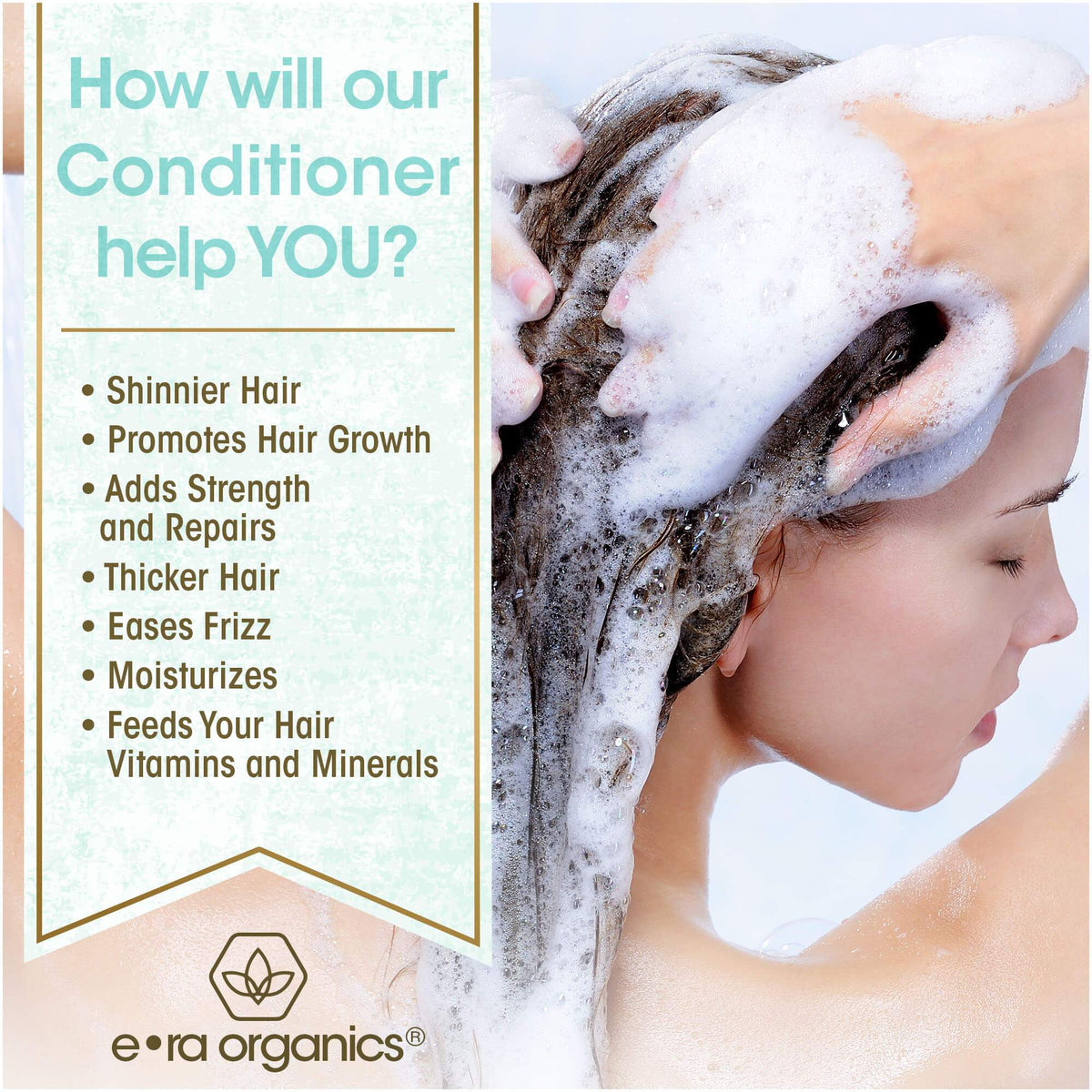 Deep Natural Conditioner benefits