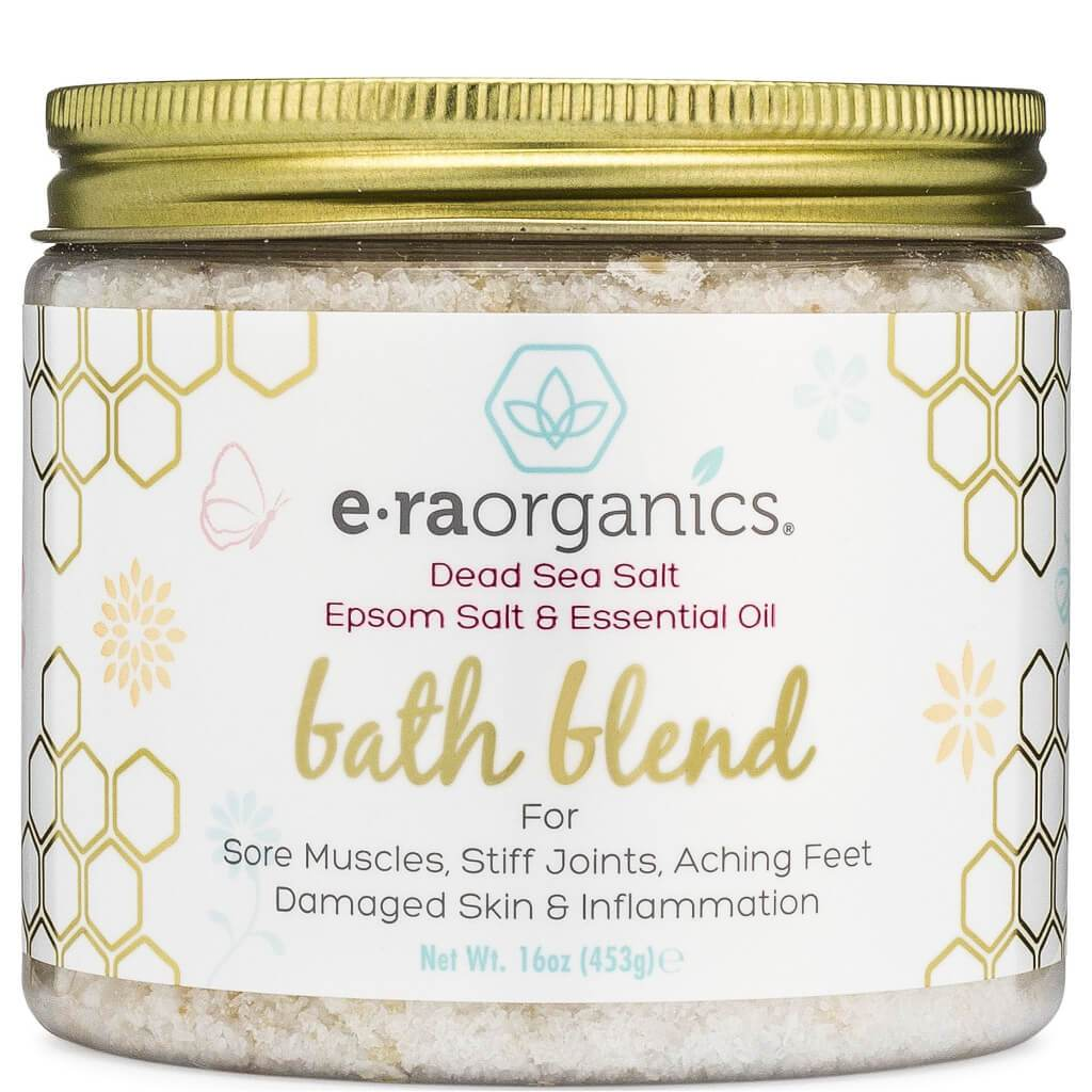 Relaxing Bath Salts and Essential Oils