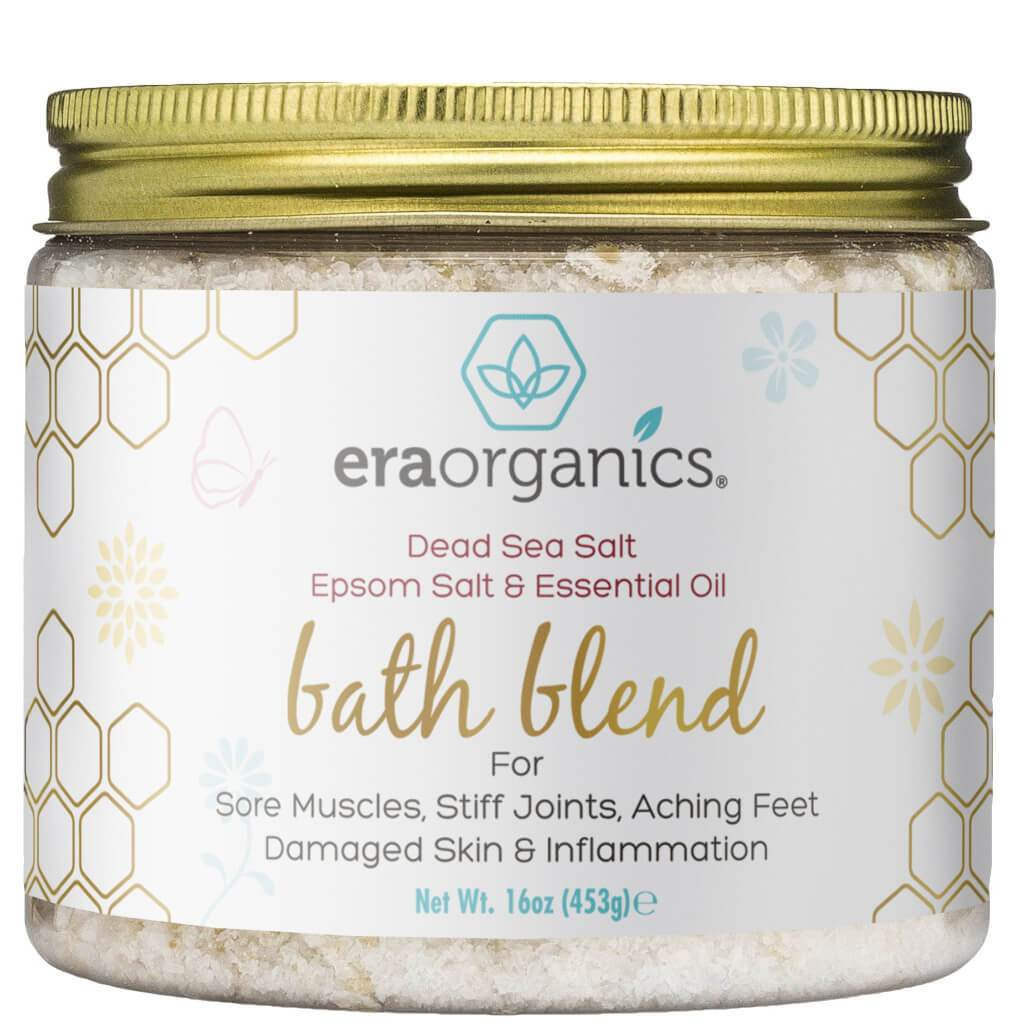 Era Organics epsom salt bath blend
