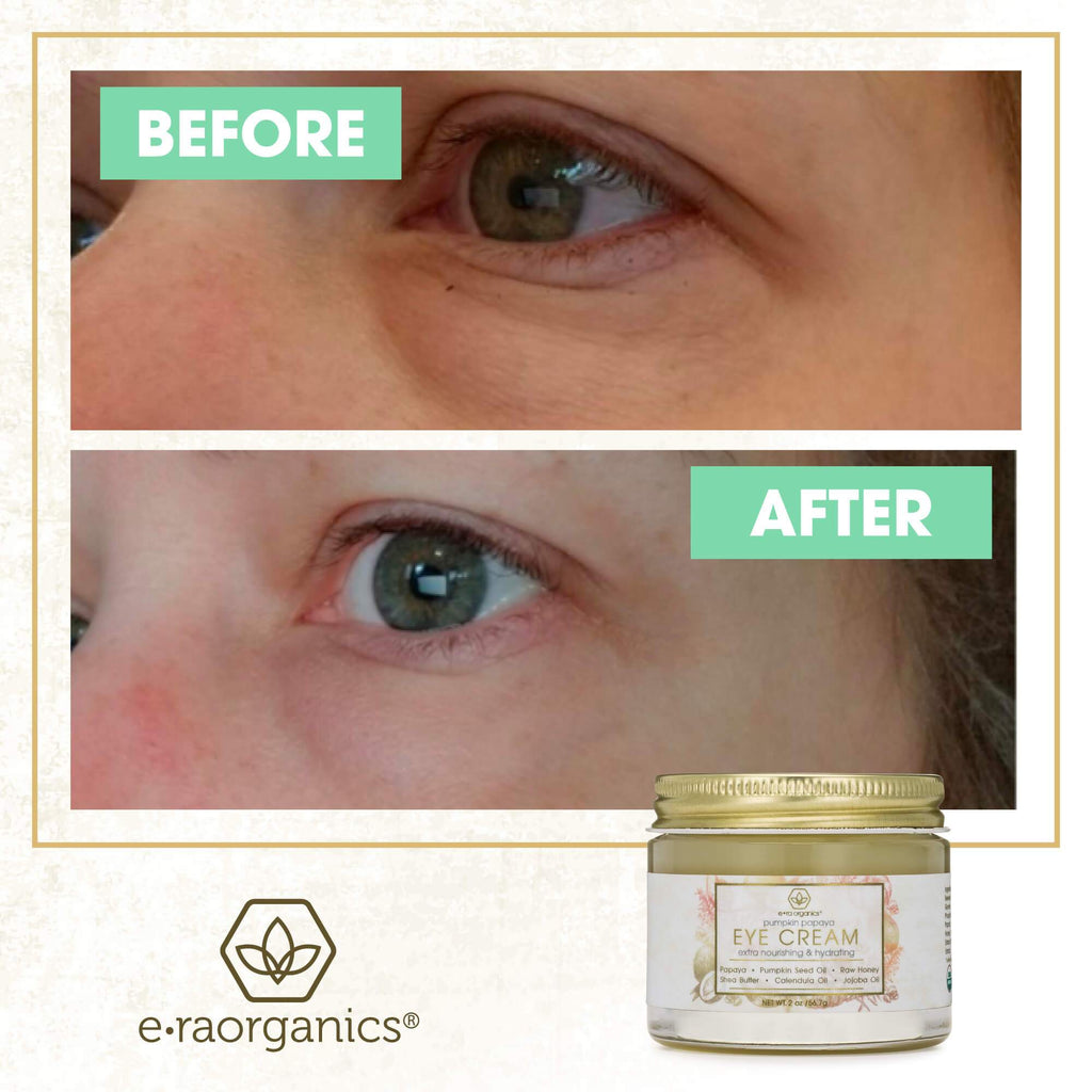 USDA Organic Rejuvenating Eye Cream