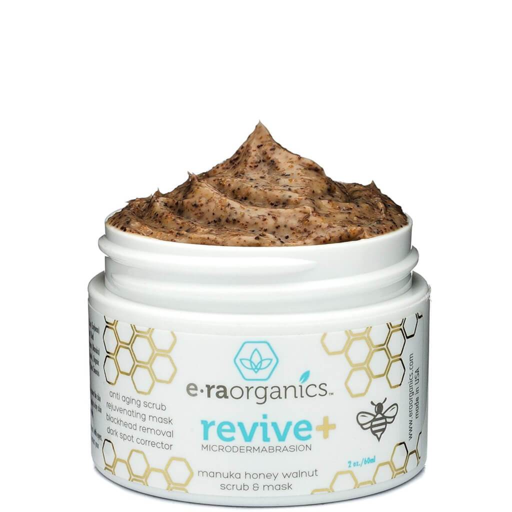 Era Organics Revive Microdermabrasion Facial Scrub 2oz