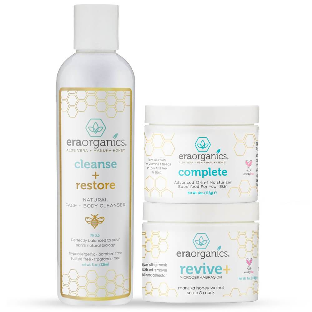 Era Organics starter bundle