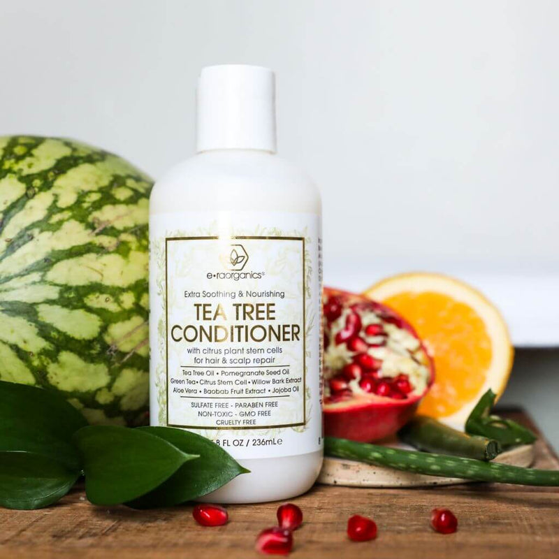 Tea Tree Oil Conditioner with Plant Stem Cell Technology