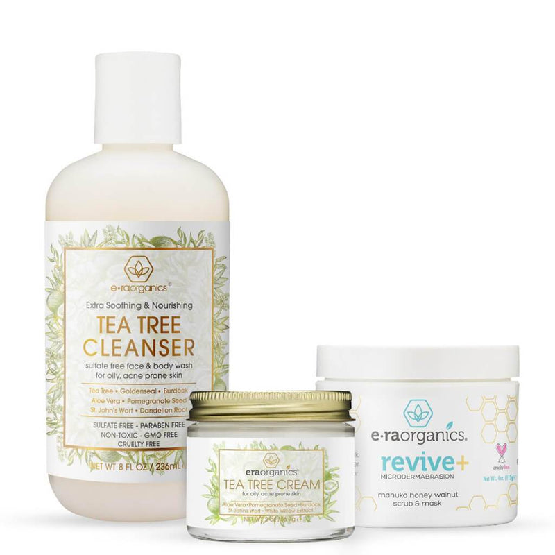 Era organics Acne Bundle