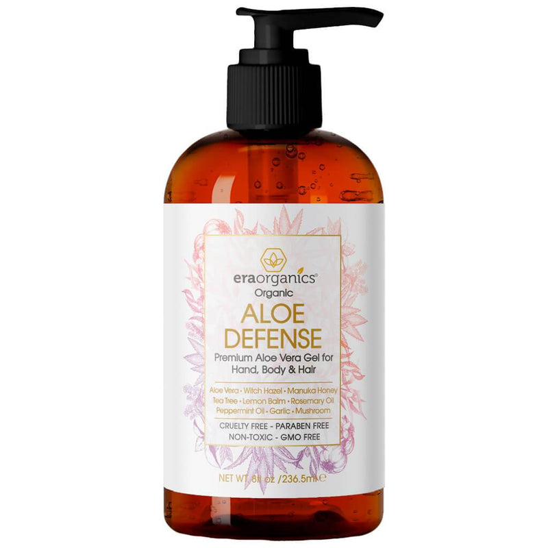 Era Organics Aloe Vera Defense Gel