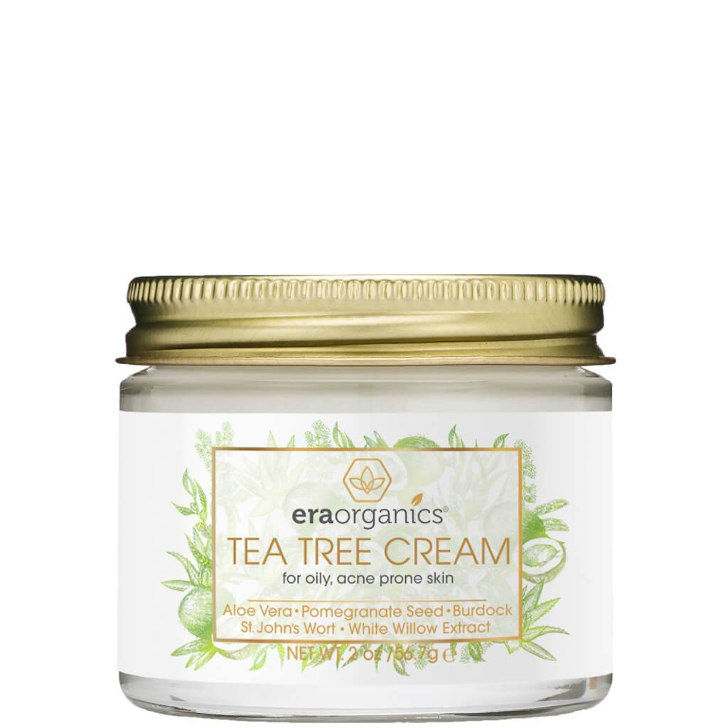Era Organics Tea tree face cream