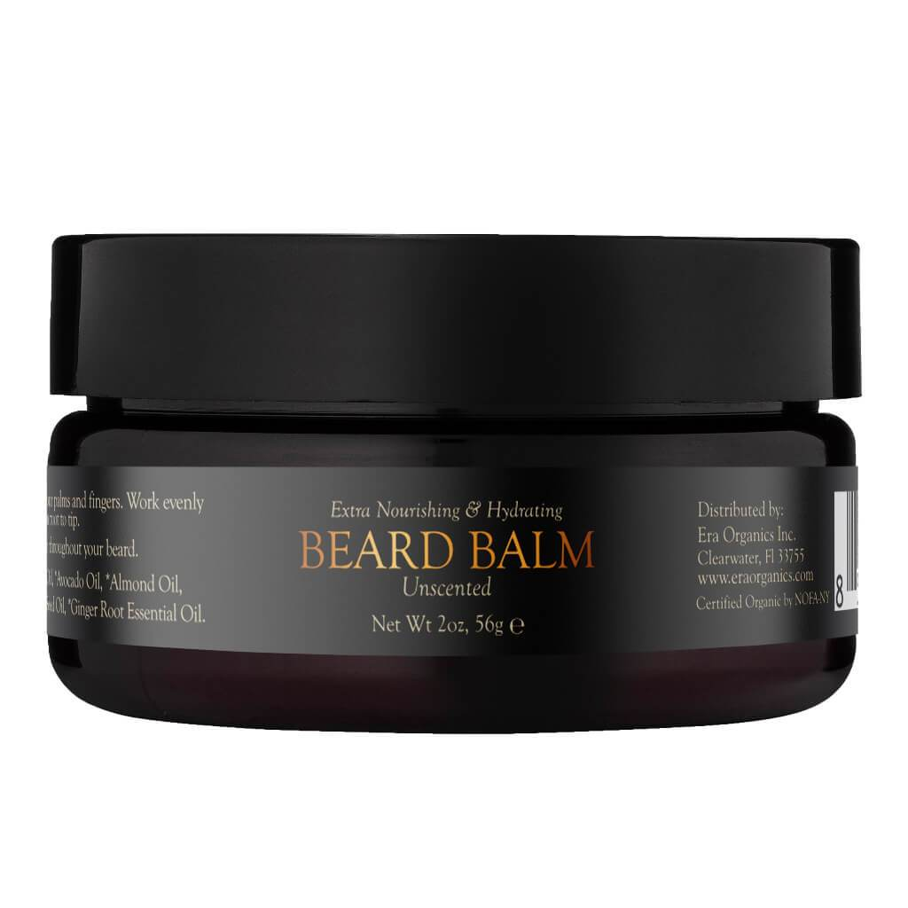 USDA Organic Beard Balm and Conditioner for Men