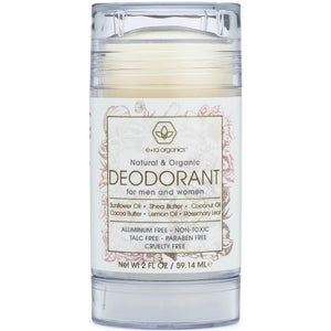 Aluminum Free Deodorant for Men & Women