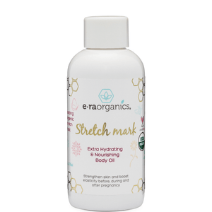 stretch mark oil with natural ingredients