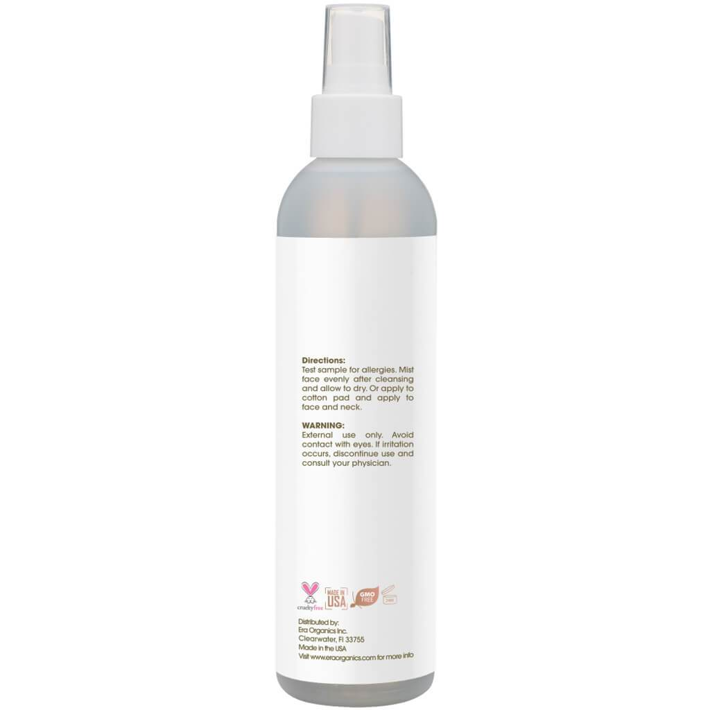 Organic Face Toner witch Hazel, Apple Cider Vinegar, Rose Water