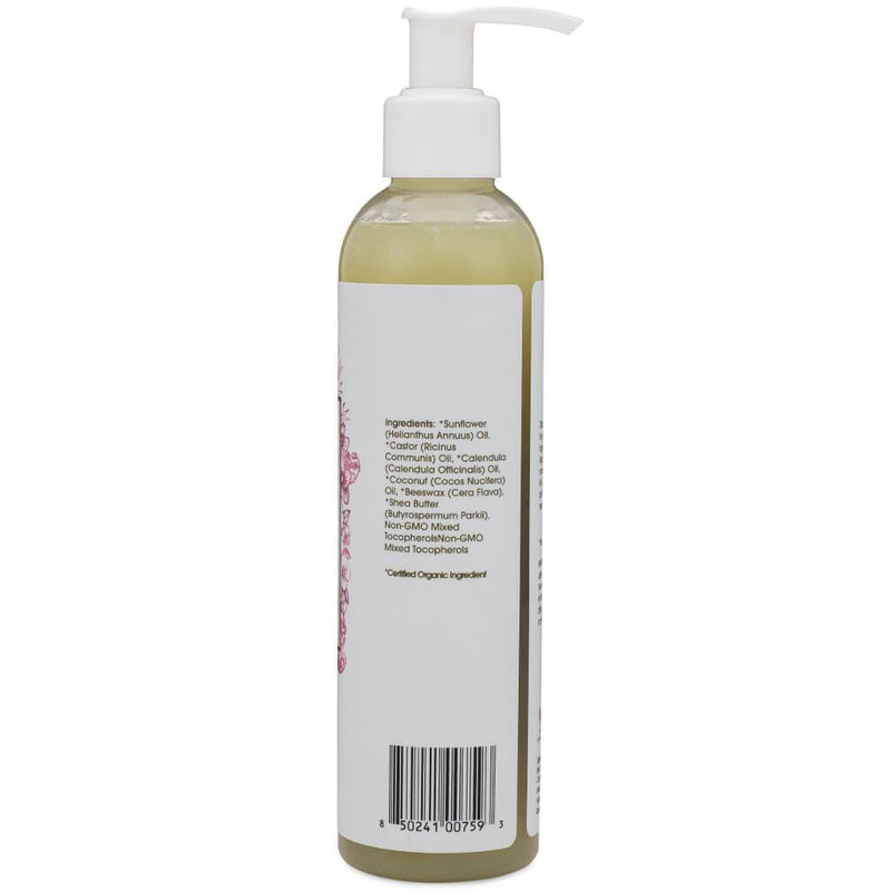 USDA Organic Massage Oil and Personal Lubricant