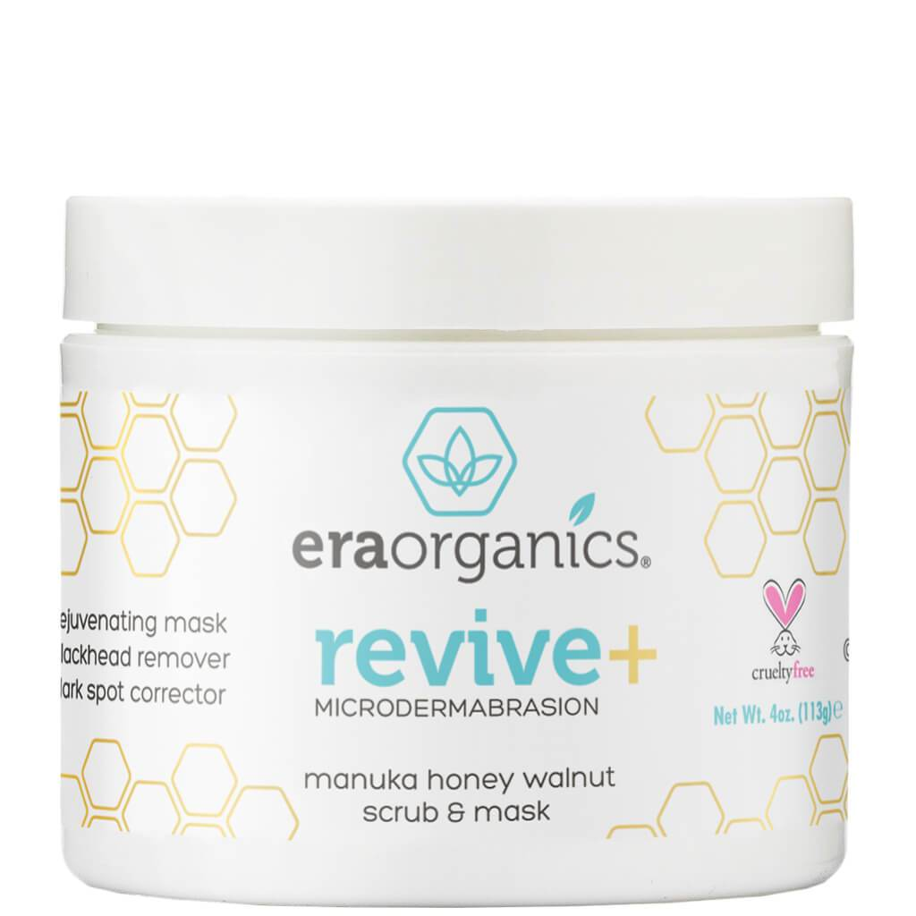 Era Organics Revive microdermabras faical scrub