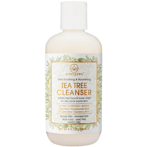 best tea tree cleanser ingredients