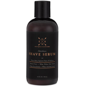 natural aftershave serum