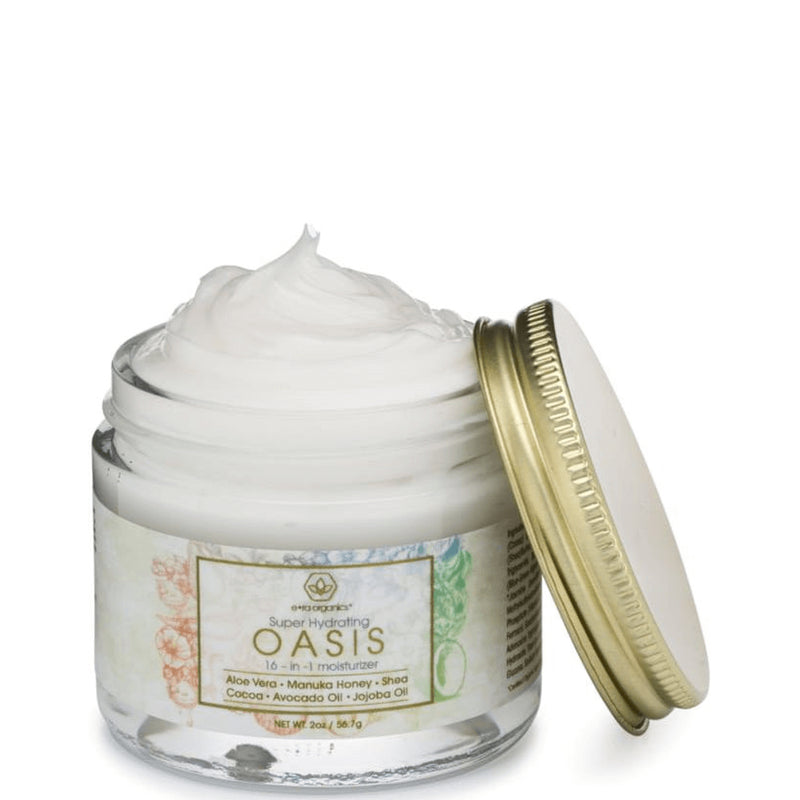 oasis natural moisturizer cream