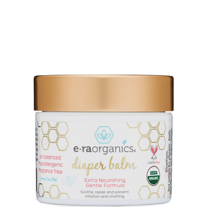 organic diaper balm ingredient benefits