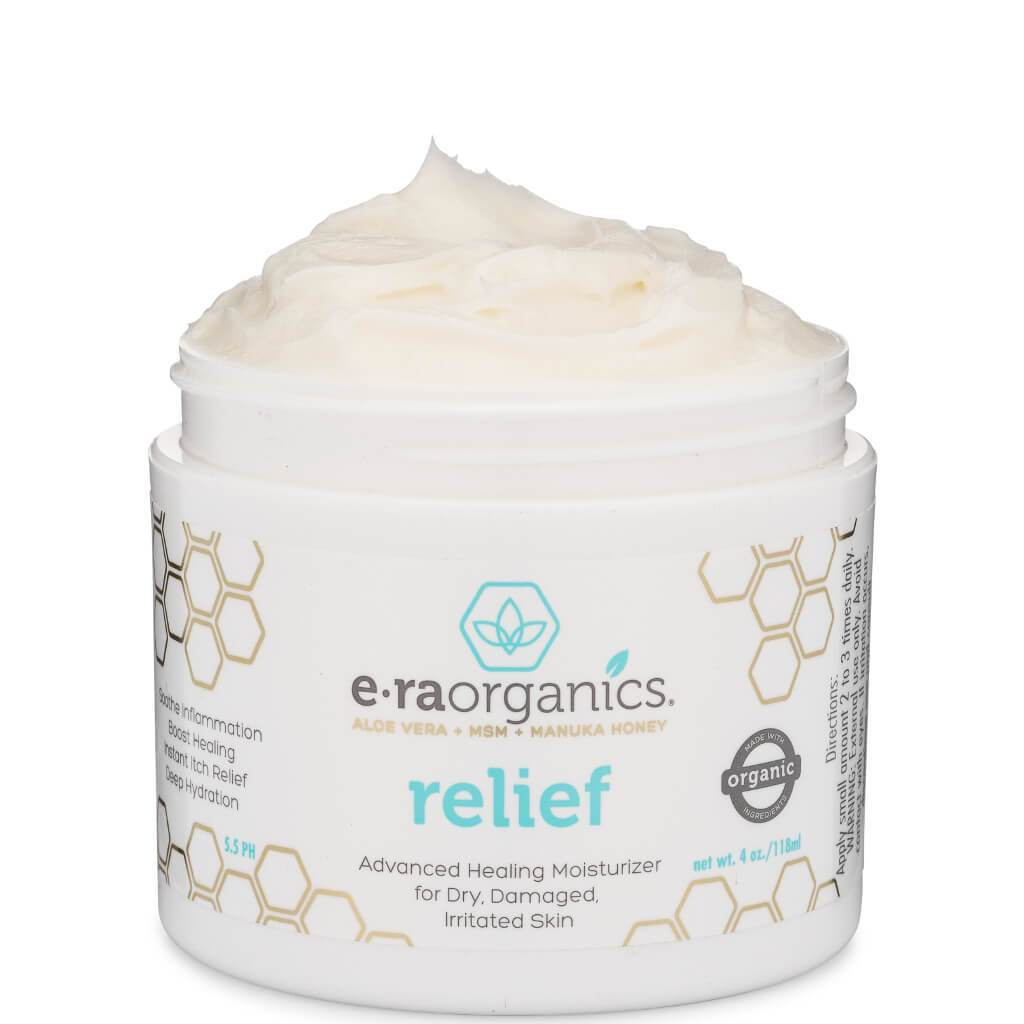 Relief Eczema and Psoriasis Moisturizer Cream