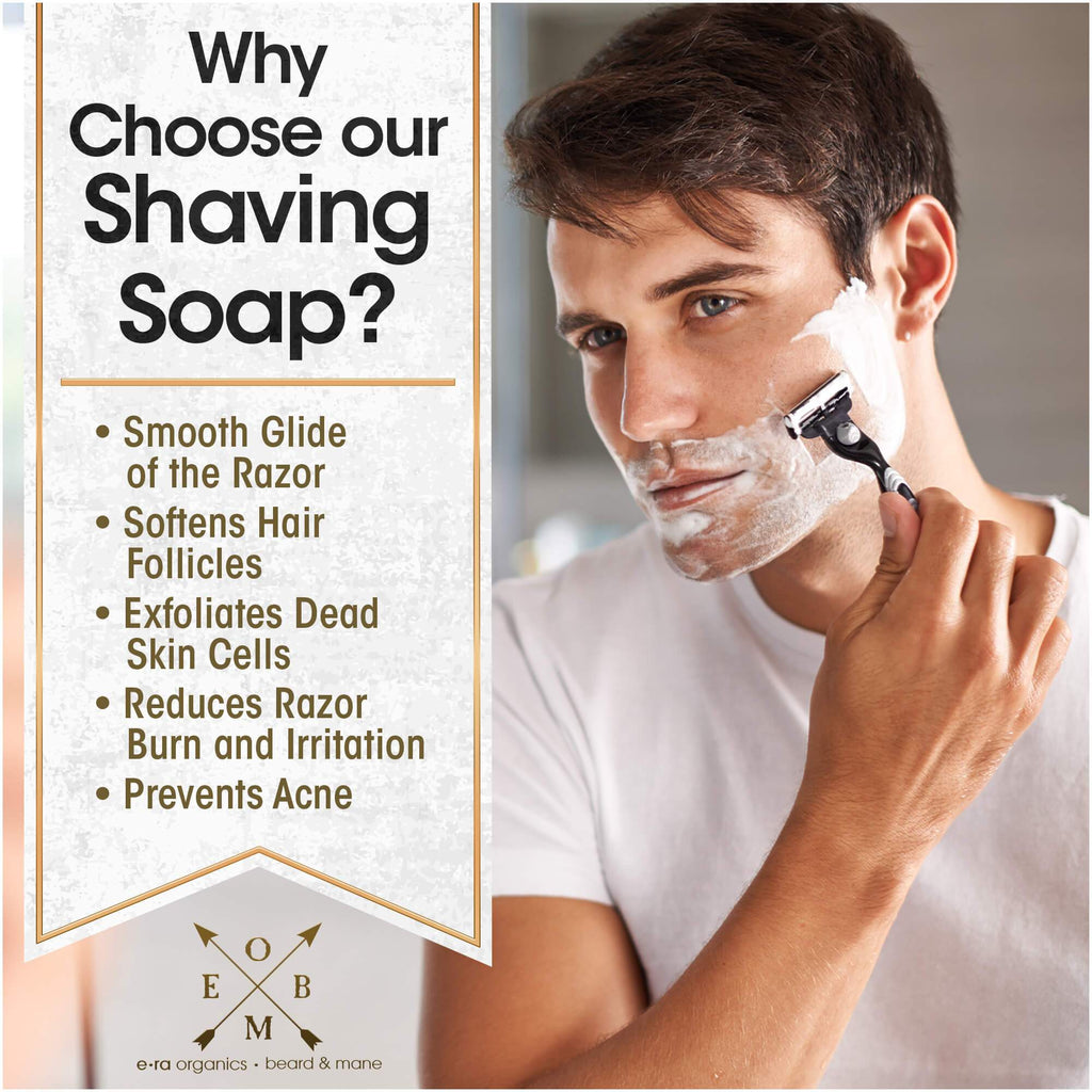 shave soap benefits