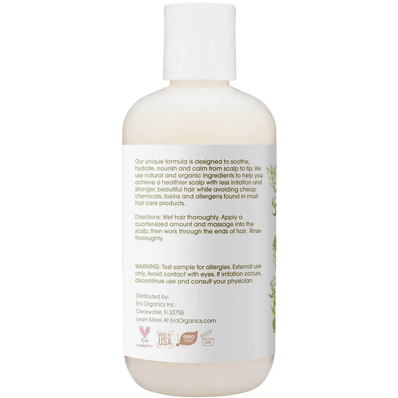 Era Organics Tea tree oil conditioner directions