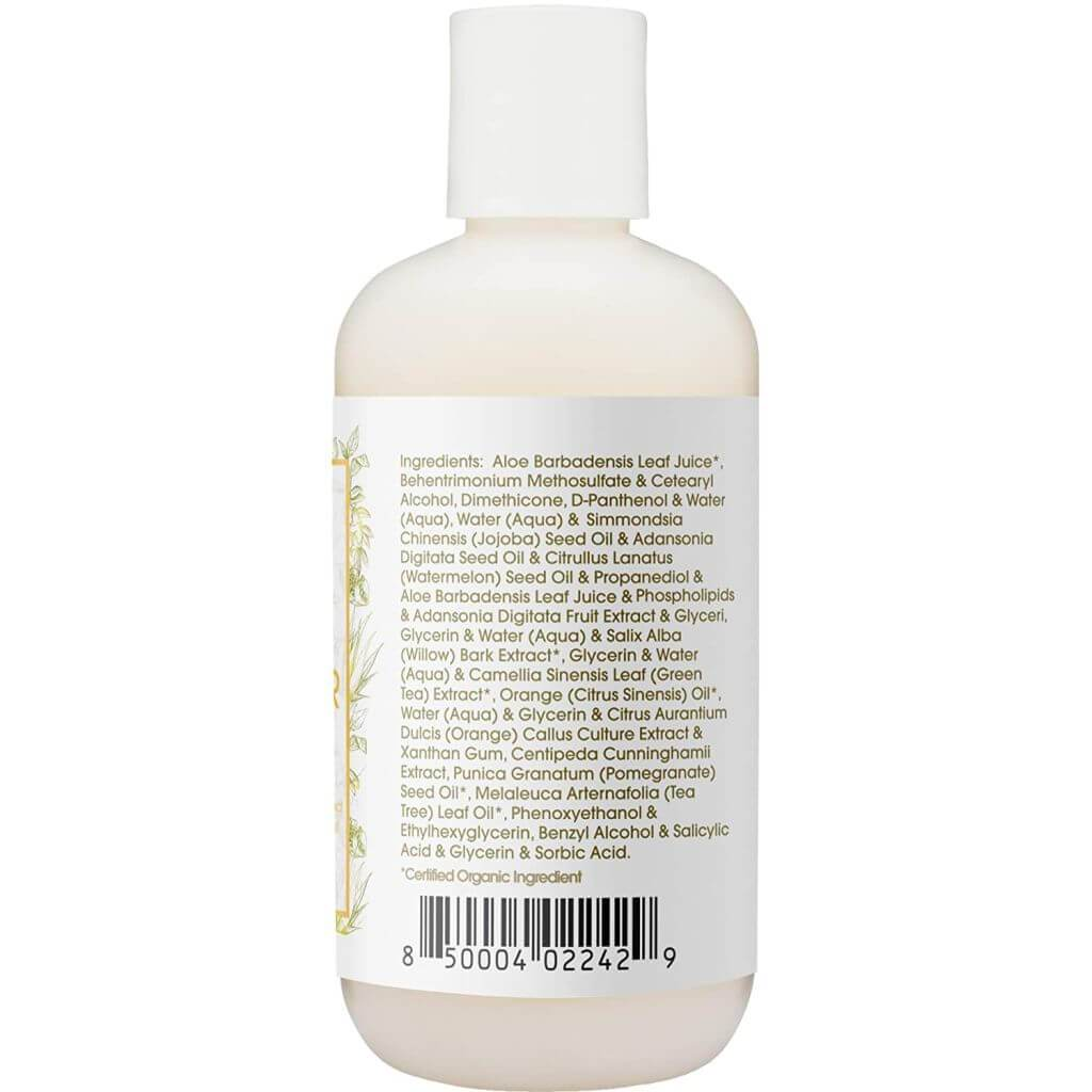 Era Organics Tea tree oil conditioner ingredients