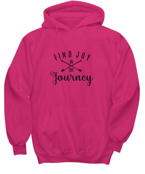 Find Joy in the Journey Hoodie