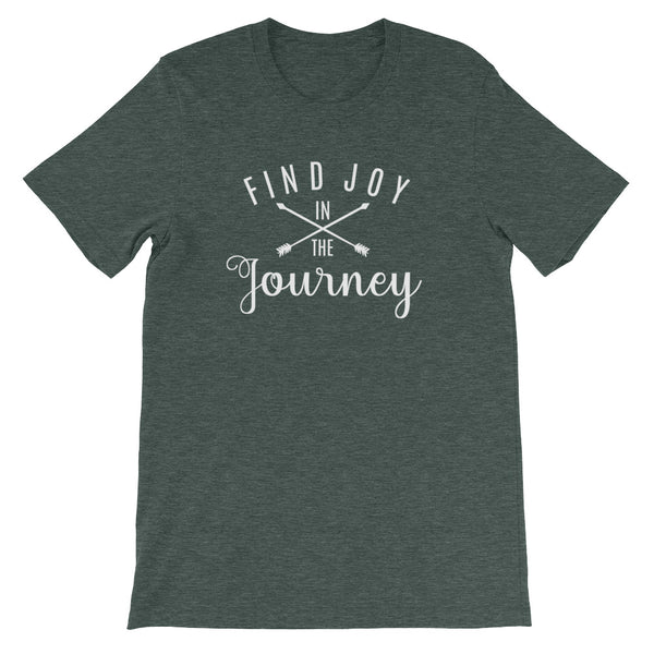 Find Joy in the Journey Short-Sleeve T-Shirt