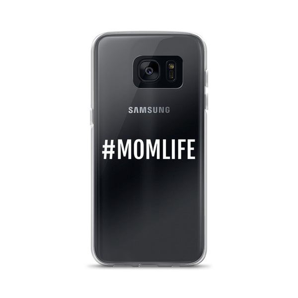 #momlife Samsung Phone Case