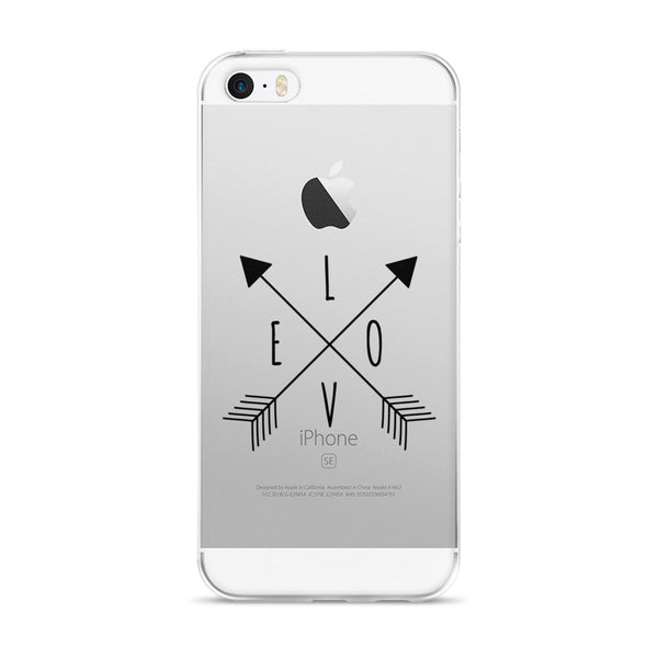 LOVE Arrow-Style iPhone Case