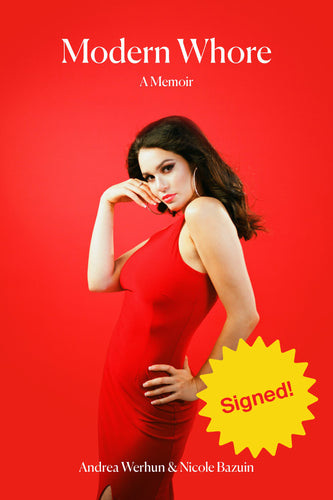Modern Whore SIGNED Collector's Edition + Print