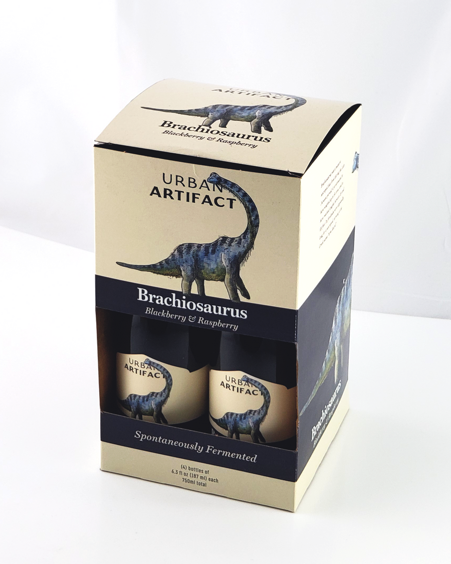 Brachiosaurus (4-pk of 187mL)