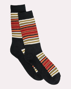 Pendleton National Park Stripe Crew Socks, Crater Lake