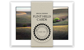 The Konza Press - Flint Hills Notecard Set