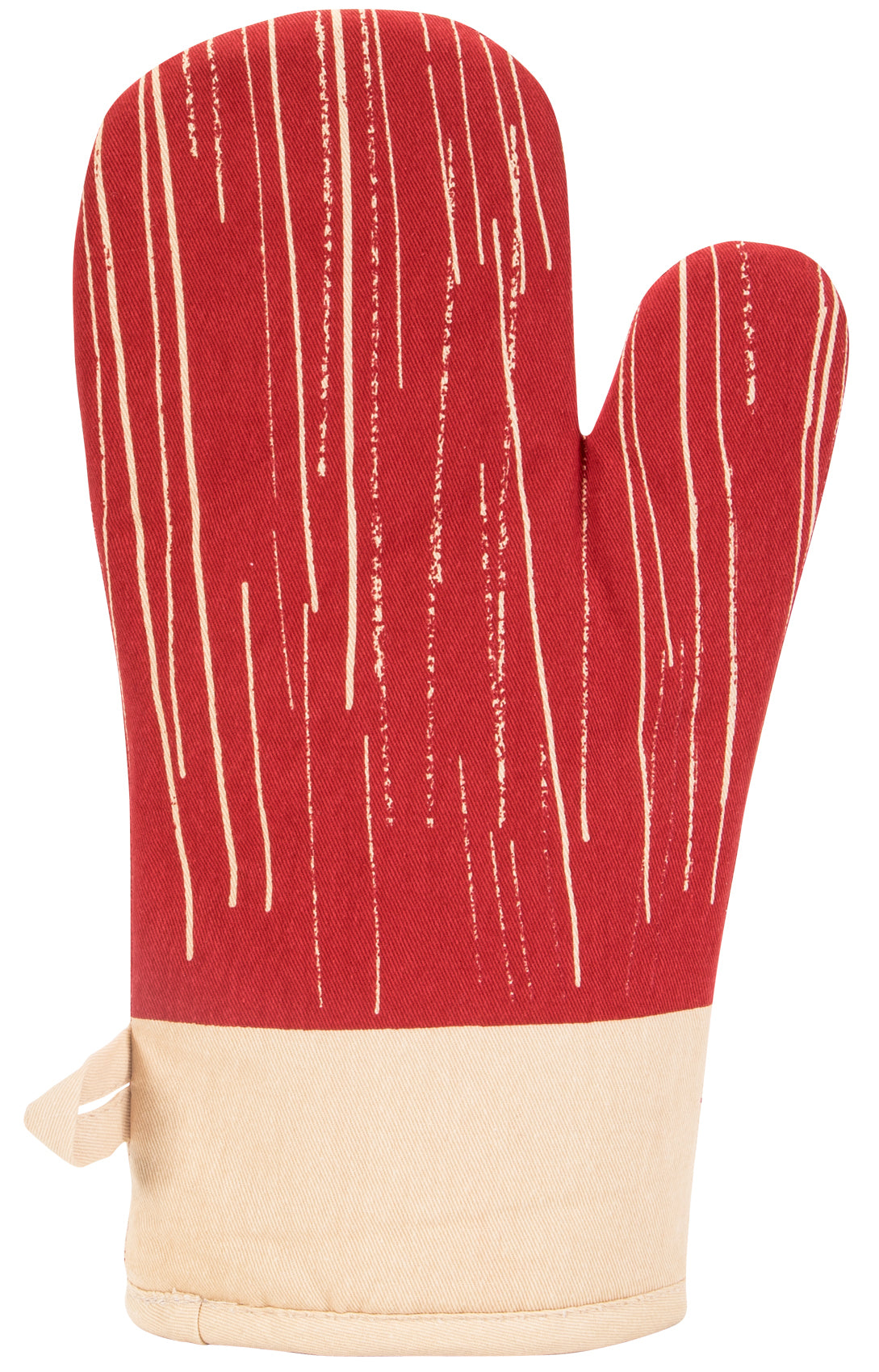 Blue Q Oven Mitt - Scratch