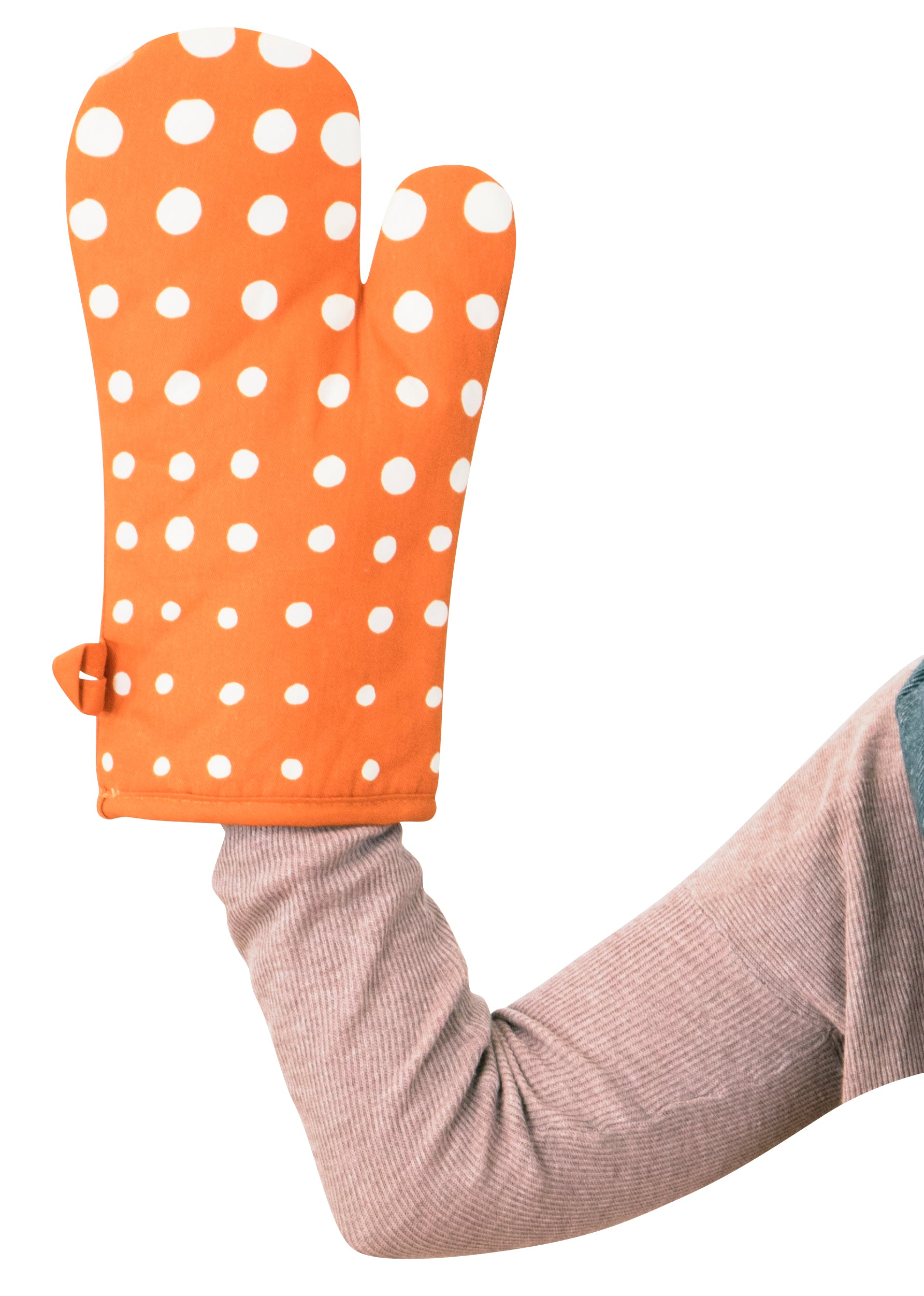 Blue Q Oven Mitt - Cheese