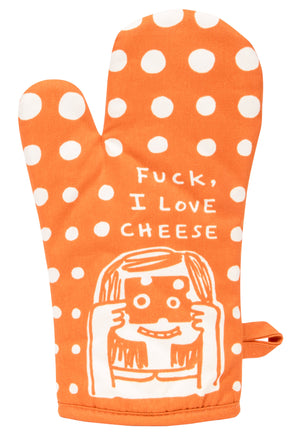 blue q oven mitts cheese