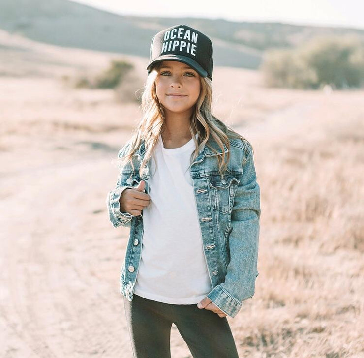 Sienna Moon - Ocean Hippie Kids Hat