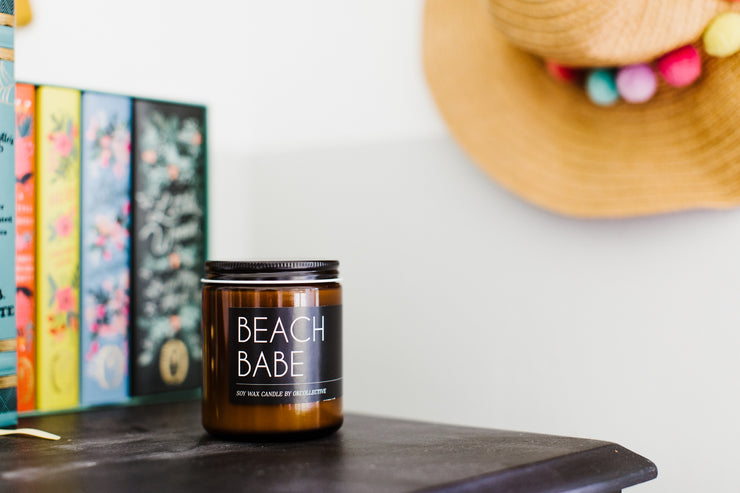 BEACH BABE SOY CANDLE