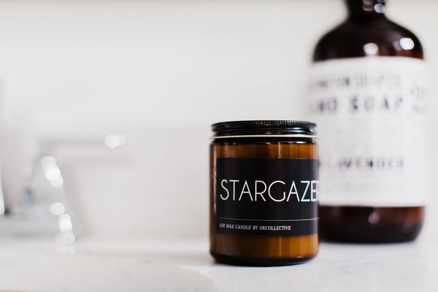 STARGAZER SOY CANDLE