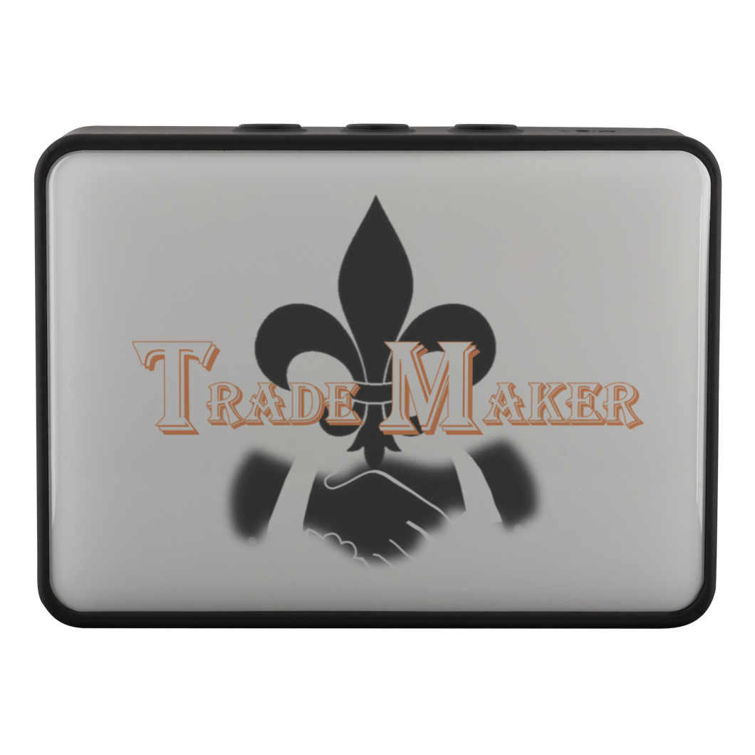 Trade Maker Speaker