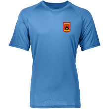 Clan Augusta Raglan Sleeve Wicking Shirt