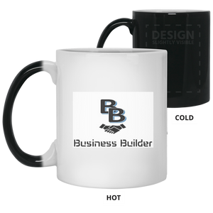 Business Builder Color Changing Mug