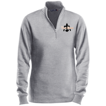 Ladies Trade Maker 1/4 Zip Sweatshirt
