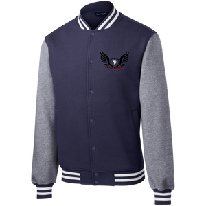 COA Sport-Tek Fleece Letterman Jacket