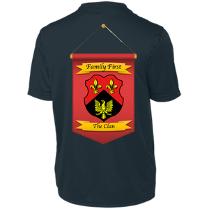 Clan Augusta Men's Wicking T-Shirt