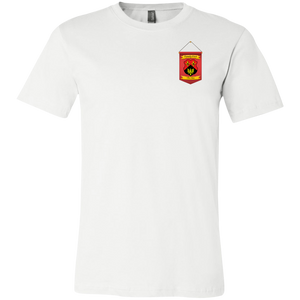 Clan Bella + Canvas Unisex Jersey Short-Sleeve T-Shirt